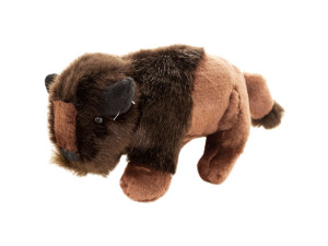 Butte Bison Plush Toy