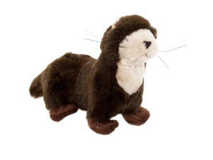 Olivia Otter Plush Toy