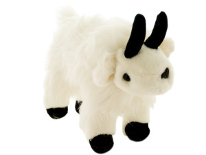 Rodney Rocky Mountain Goat Plush Toy