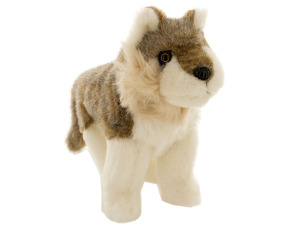 Ward Wild Wolf Plush Toy