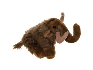 Mansa Mammoth Plush Toy