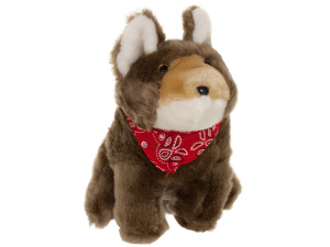 Cody Coyote Plush Toy