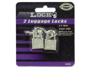 Wholesale: Luggage Locks with Keys