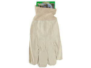 Wholesale: Large Canvas Gardening Gloves