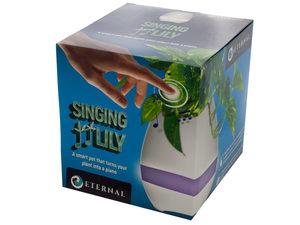 Wholesale: Singing Lily Pot