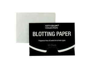 Wholesale: Fragrance free blotting paper in countertop display