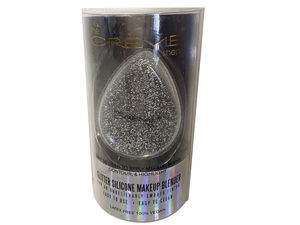 Wholesale: Holographic Glitter Silicone Makeup Blender