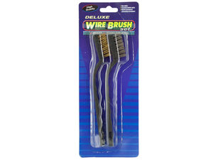 Wholesale: Multi-Purpose Wire Cleaning Brush Set