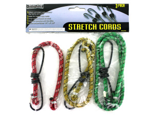 Wholesale: Assorted size stretch cords
