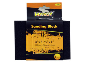 Wholesale: Foam Sanding Block
