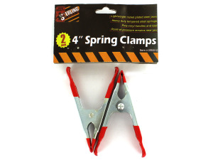 Wholesale: Spring clamps