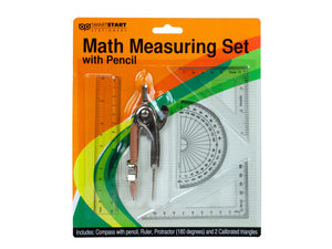 Wholesale: Math Measuring Set with Pencil