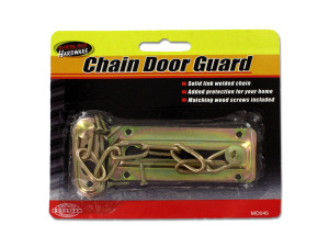 Chain Door Guard with Screws