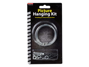 Metal Picture Hanging Kit