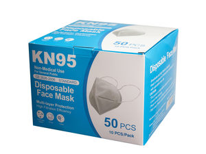 Wholesale: 10 Pack KN95 Protective Face Masks
