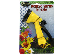 Multi-Setting Garden Spray Nozzle