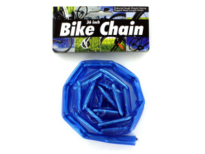 Plastic Coated Bike Chain