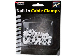 Nail-in Cable Clamps