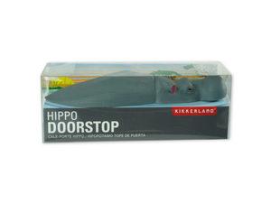Wholesale: Kikkerland Hippo Doorstop