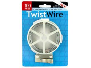Wholesale: Twist Wire with Dispenser