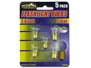 Wholesale: Flashlight Bulbs