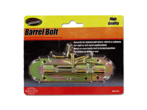 Barrel Bolt