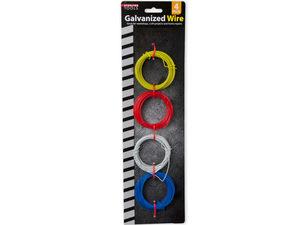 Wholesale: Colored Galvanized Wire Set