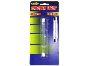 Wholesale: 300 Watt Halogen Light Bulb