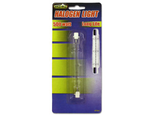 Wholesale: 500 Watt Halogen Light Bulb