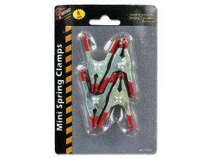 Wholesale: Miniature spring clamps