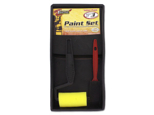 Wholesale: 3 Piece paint set