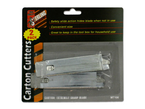 Wholesale: Pocket-Size Carton Cutters