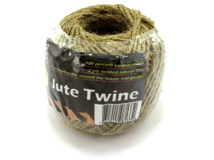 Wholesale: Natural Fiber Jute Twine
