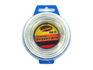 Wholesale: 100 Foot 20 gauge hardware wire
