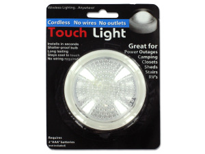 Wholesale: Compact Touch Light