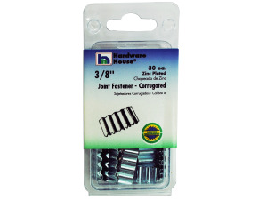 Wholesale: Zinc-Plated Corrugated Joint Fasteners