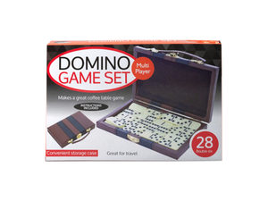 Wholesale: Domino Gift Set