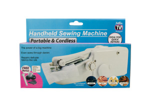Wholesale: Handheld Battery Operated Sewing Machine