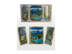 Wholesale: Waterfall picture set