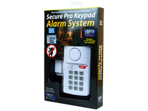 Wholesale: Secure Pro Keypad Alarm System
