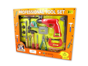 Wholesale: Professional tool play set