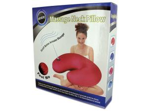 Wholesale: Massage Neck Pillow