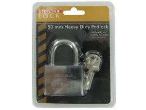 Wholesale: 50mm Heavy duty padlock