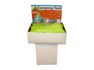 Wholesale: Backpacking Tent Display