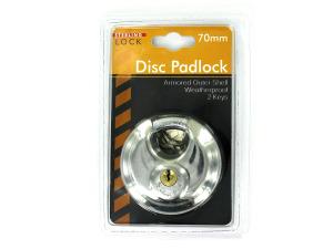 Wholesale: Deluxe Disc Padlock