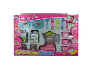 Wholesale: Kitchen play set with blender