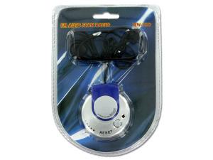 Wholesale: FM Auto scan radio with earphones