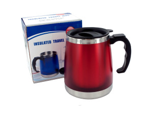 Wholesale: Insulated travel mug