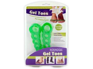 Wholesale: Gel Toe Separators