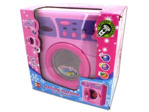 Wholesale: Battery operated toy washing machine